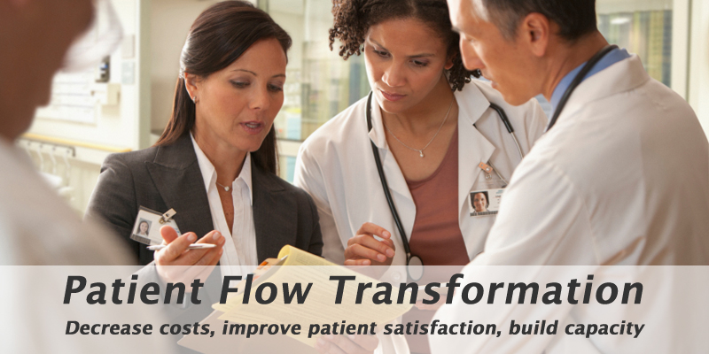 Patient Flow Transformation